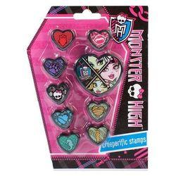 Zestaw pieczątek Monster High