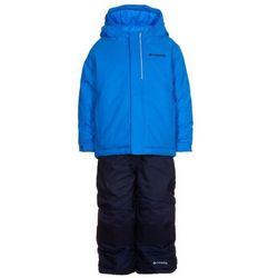 Columbia BUGA SET Kombinezon zimowy hyper blue