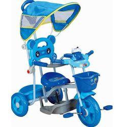 Rowerek trójkołowy niebieski