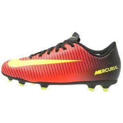 Nike Performance MERCURIAL VORTEX III FG Korki Lanki total crimson/volt/black/pink blast