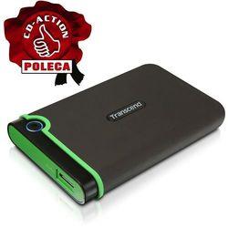 Dysk Transcend TS500GSJ25M3 - pojemność: 0.5 TB, USB: 3.0, 2.5