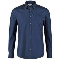CK Calvin Klein MARSEILLE SLIM FIT Koszula biznesowa midnight blue