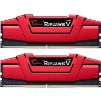 Pamięć DDR4 G.SKILL Ripjaws V 16GB (2x8GB) 3000MHz CL15 XMP 2.0 RED 1.35V