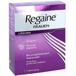 Regaine ampułki na wypadanie włosów dla kobiet 60 ml