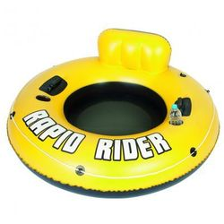 Jednoosobowe dmuchane koło do pływania Bestway Rapid Rider Zapisz się do naszego Newslettera i odbierz voucher 20 PLN na zakupy w VidaXL!