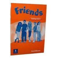 Friends 1 Zeszyt Ćwiczeń (opr. miękka)