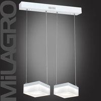 CUBO 3 zwis Led - żyrandol/lampa wisząca