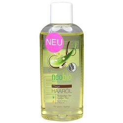 Olejek do włosów z aloesem i olejkiem arganowym eko 75 ml - neobio
