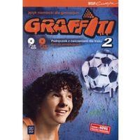 Język niemiecki, klasa 2, Graffiti, podręcznik z ćwiczeniami, WSiP + 2CD (opr. miękka)