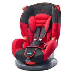 Fotelik samochodowy Ibiza 9-25 kg czerwony