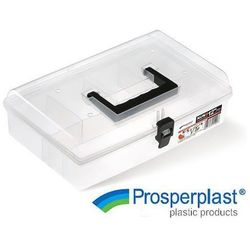 PROSPERPLAST Organizer uniwersalny 245x135x85 mm, UNIBOX 10 NUN10