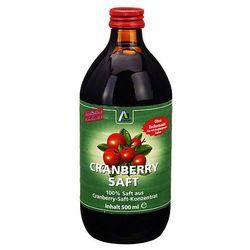 Cranberry Saft 100% sok żurawinowy 500 ml