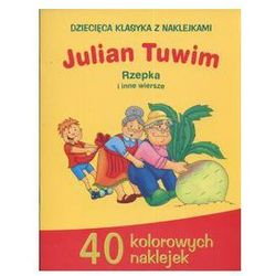 Julian Tuwim Rzepka i inne wiersze