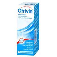 Otrivin® 0,1% aerozol 10 ml