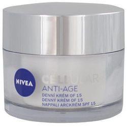 Nivea CELLular Anti-Age Day Cream SPF15 50ml W Krem do twarzy przeciwzmarszczkowy