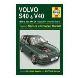 Volvo S40 & V40 (Petrol) Owner's Workshop Manual