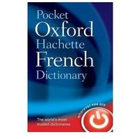 Oxford Pocket Hachette French Dictionary 4Ed 2010