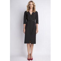 1a2f25bb87 suknie sukienki czarna elegancka wieczorowa sukienka maxi z ...