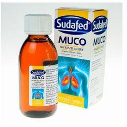 Sudafed Muco na kaszel mokry o sm.cytryny i miodu syrop 0,1 g/5ml 150 ml (butelka)