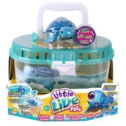Cobi Little Live Pets Interaktywny żółwik z basenem
