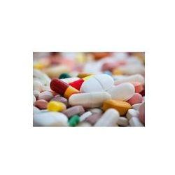 Foto naklejka samoprzylepna 100 x 100 cm - Tabletki leku