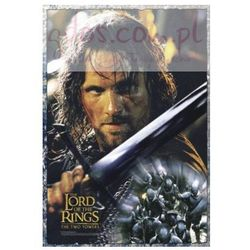 Władca Pierścieni Aragorn - plakat