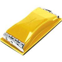 Blok ścierny TOPEX Blok ścierny TOPEX 08A110 metalowe zaciski 210 x 100 mm
