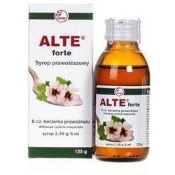 ALTE Forte syrop prawoślazowy 125g