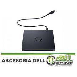 Dell napęd dyskowy DVD-RW USB 2.0 zewnętrzny Slot-in