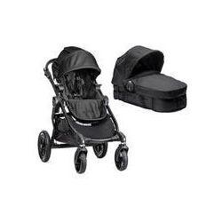 Wózek wielofunkcyjny 2w1 City Select Baby Jogger + GRATIS (black)