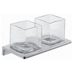 Podwójny uchwyt na szklanki Emco Asio 132520400
