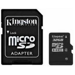 Kingston Micro SDHC-32GB Class 4