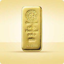 1000 g (1 kg) Sztabka złota