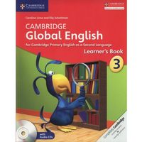Cambridge Global English Stage 3 Learner's Book with Audio CDs (2) (opr. miękka)