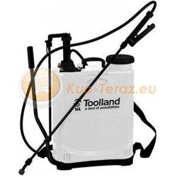 Opryskiwacz ciśnieniowy 16L plecakowy kompresyjny na plecy Toolland