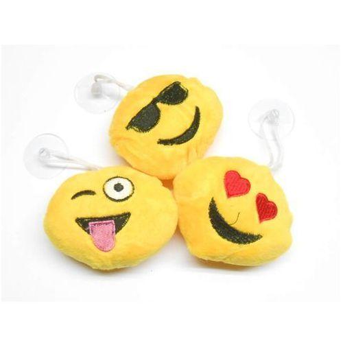pluszowy buŹka emoji smile z przysawkĄ bużki emoi 8 cm z
