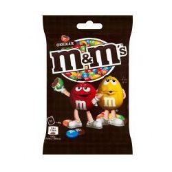Czekoladowe kulki M&M's Chocolate w kolorowych skorupkach 90 g