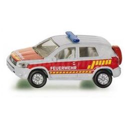 Siku 14 - Samochód terenowy straży pożarnej S1465