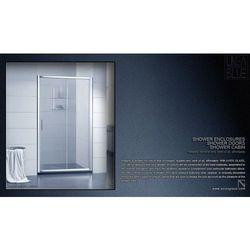 DRZWI PRYSZNICOWE AXISS GLASS AN6121D 1300mm