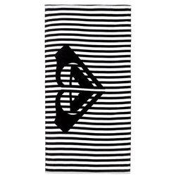 ręcznik kąpielowy Roxy Pretty Simple - KVJ0/True Black