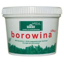 BOROWINA PLUS pasta - 725 g