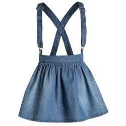 Name it NITSKYASTA Spódnica jeansowa medium blue denim