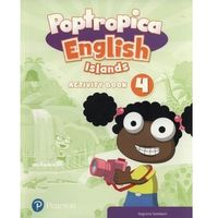 Poptropica English Islands 4 Activity Book - Sagrario Salaberri (opr. miękka)