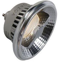 Żarówka LED G53 AR111 12W 240V 3000K ściemniana