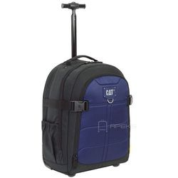 0e4f473b4602e Caterpillar HARRY torba podróżna / mała walizka kabinowa 20/48 cm CAT /  czarno -