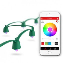 MiPOW Playbulb String inteligentny łańcuch LED, 10 m