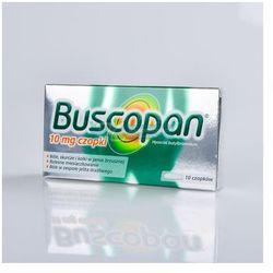 Buscopan czopki 10 mg 10 szt.
