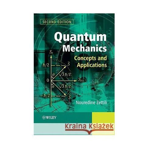 Quantum Mechanics Concepts and Applications 2e