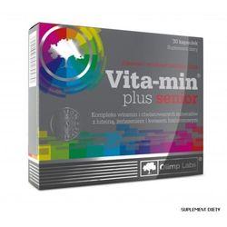 OLIMP Vita-Min Plus Senior x 30 kapsułek