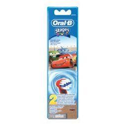 Końcówki do szczoteczek Oral-B EB 10-2 Kids Boy [samochody]